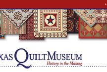 Places to See Quilts in Texas / Museums or public art or festivals where you can go and see quilts.