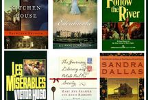 Books / What to read! / by Jamie Kershner