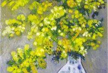 絵画 - Peinture