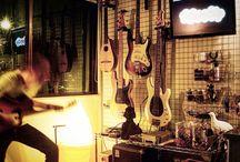 ギターの部屋