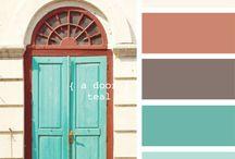 Inspiration : Colour
