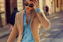 Dressing My Men / If I could dress my husband and my future little boy/s they would be dress like this:) / by Bailey Bernards