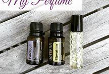 parfum din ulei