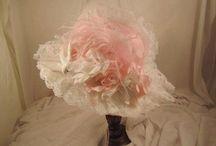 Romantic Victorian Hats