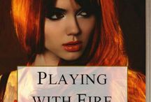 Playing With Fire /  If you're playing with fire, prepare to get burned – or to fall in love.  Sparks fly when Felicia and Joshua meet. Discovering her inner fire and unleashing unimaginable powers makes her realize that all her life, she has been hiding her true self. When buildings burn and people are in danger, the tempting game of playing with fire becomes serious. Will their love and desperate struggle for control save her life, or will the fire magic turn itself against its mistress?