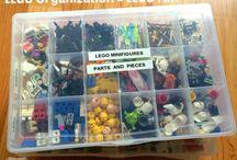 Organisering av lego