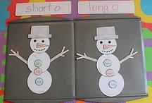 1st grade literacy / by Rachael Elizabeth