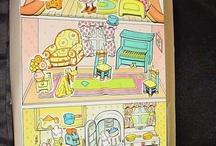 Toys: Vintage Colorforms
