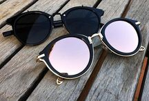Sunglasses etc.