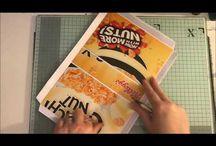 Junk Journals / Junk Journal Ideas,  Junk Journaling Tutorials, How to Make a Junk Journal, Junk Journal Ephemera