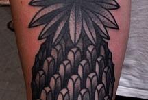 Pineapple designs