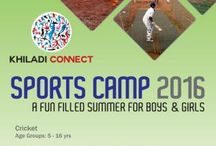 Sports Camp 2016 / A Fun Filled Summer For Boys & Girls