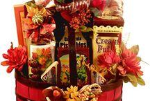 Fall Gift Baskets