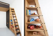 Loft step ideas