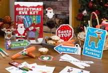 Christmas Craft Ideas / Crafty ideas to keep the kids entertained this Xmas