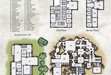 +Castles, Mansions etc.