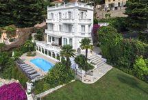 Beautiful Cote d'Azur Villas