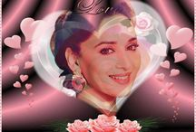 Madhuri DIXIT / Sometimes life is like a book. You have to turn the tracks to move forward, and sometimes resolve to finish a chapter we Adore ...