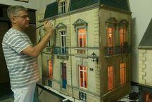 Doll House miniatuur