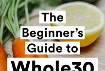 health & fitness: WHOLE 30