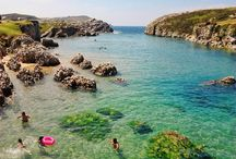 Beautiful Beaches / The most stunning beaches from Spain and Latin America