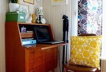 Apartment Decor: Office Space