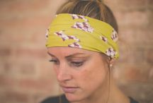 Sassy Mitten Collection / All varieties of the Sassy headbands are available in our exclusive Mitten Collection.