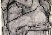 Richard Diebenkom artist