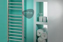 Secrets Of A Small Bathroom / Inspirational ideas to maximise minimal space.