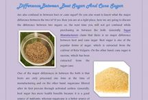 Difference Between Beet Sugar And Cane Sugar / Are also confused in between beet or cane sugar? Do you also want to know what the major difference between the two is? If yes, then you are at a right place, here we are going to discuss the difference between two sugars, so, the next time you will not get confused while purchasing in between the both.