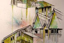 Sketchs / by Edwin Diaz Jimenez