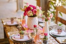 Dinner parties and gatherings / by Jennifer Ann