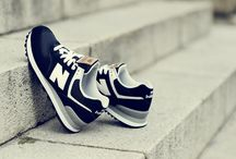 NEW BALANCE / by Lee Yiing