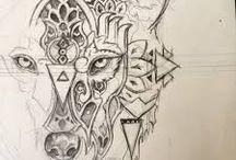 Tattoo schets