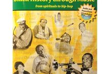 Black History Month / Explore the rich history of our American music through songs and story books.