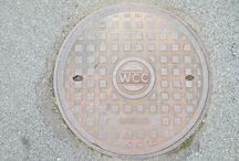 drain covers / have you noticed that drain covers in roadways and footpaths are very different? - from plain to stylish, the water and drainage authorities around the world are adding some quirk for us all