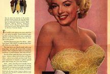 Vintage Prints / Magazine advertisement, prints, posters etc.