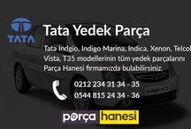 Tata Yedek Parça / Tata yedek parça çeşitleri hakkında aklınıza gelebilecek her ürünü firmamızda bulabilirsiniz. Tata Kaporta Parçaları, Tata Motor Parçaları, Tata Mekanik Parçaları tüm modelleriyle web sitemizde sizleri bekliyor...