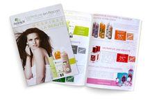 Catalogues / Brochuire / Plaquettes