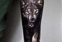 Animals tatto
