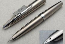 Fountain pens of my dreams