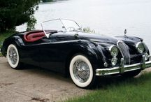 Jaguar 1956 XK140 MC Roadster