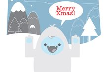 yeti from all the world.. / special holidays with yetis