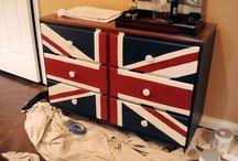 Inspiração: bandeira briânica
