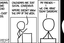 Love xkcd / by Sophie Ferrandino
