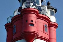 Lighthouses / by Shani Connors
