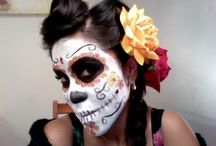 Halloween/Dia de Los Muertos / by Heather Miller