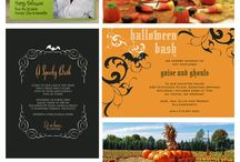 Halloween Ideas and Products / Halloween is one of our favorite holidays. Here are some ideas to make your Halloween spook-tacular!