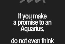 About the acuarius zodiac sign