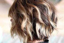 Couleur cheveux court